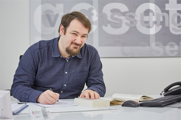 Tobias Müller | Anwalt für Arbeitsrecht