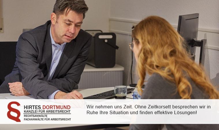 Dortmund | HIRTES Anwälte für Arbeitsrecht