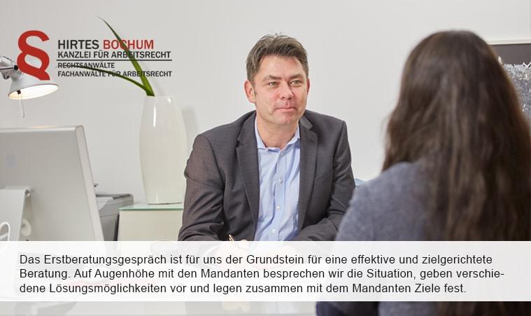 Bochum | HIRTES Anwälte für Arbeitsrecht